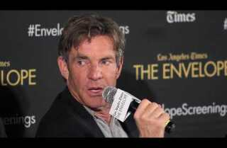 'Truth:' Dennis Quaid remembers Lt. Colonel Roger Charles