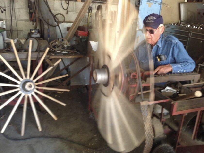 Mud Wagon project rolling along - Pomerado News