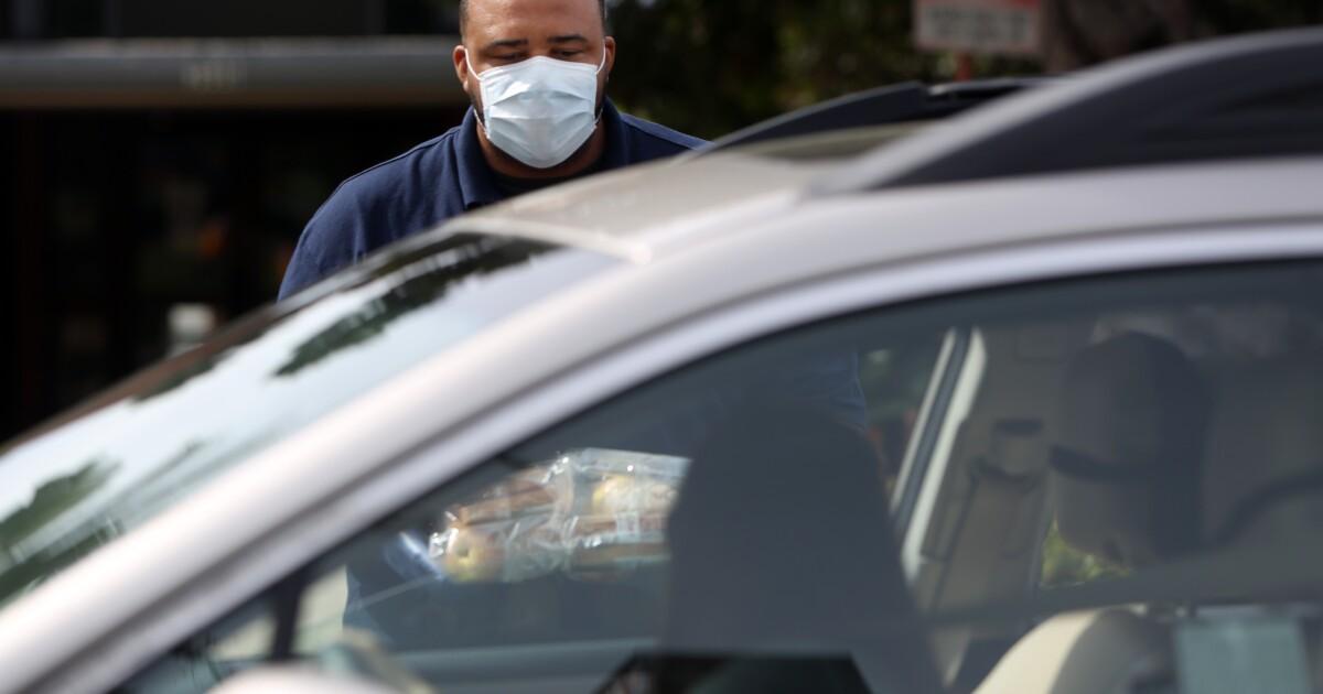 Pasadena catatan pertama dua tersangka coronavirus yang berhubungan dengan kematian
