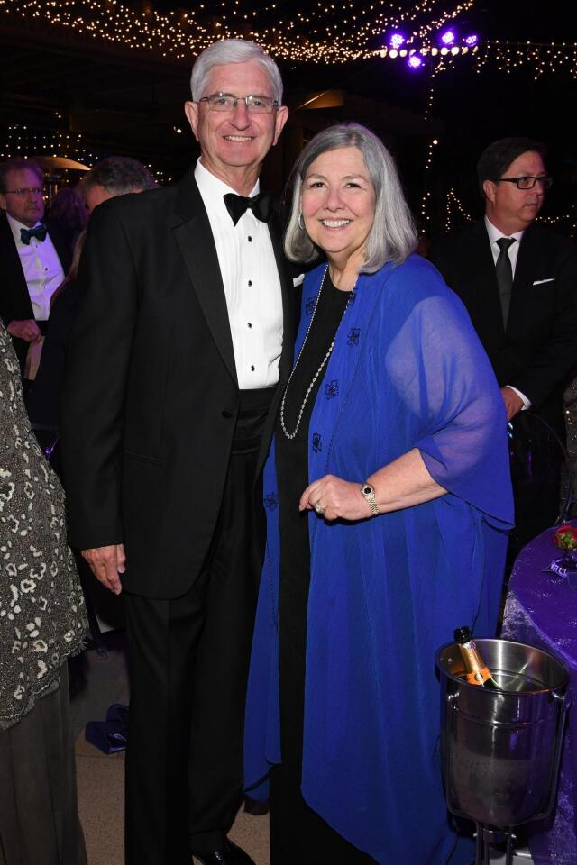 Glamour and glitz at Old Globe Gala