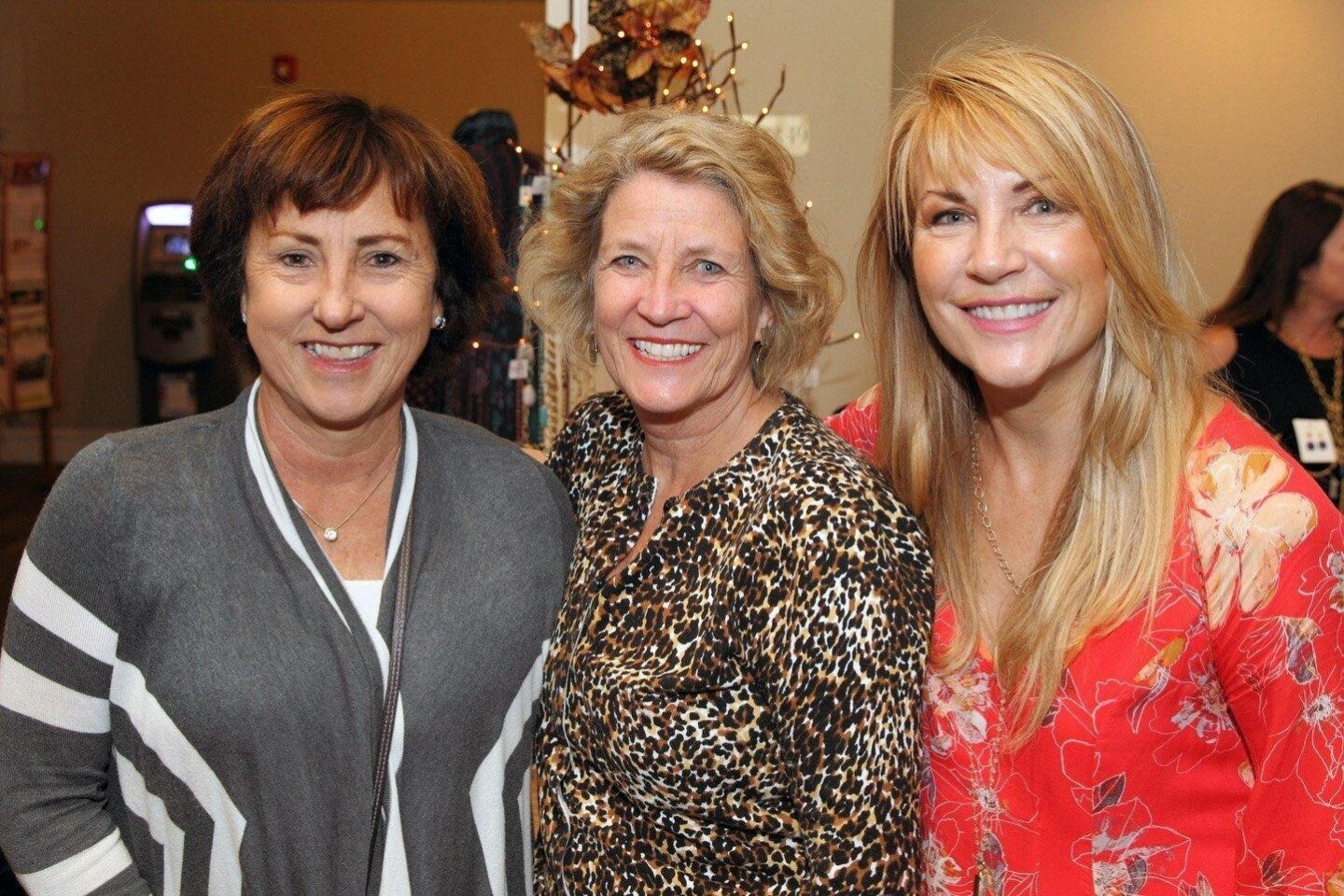 Kelly Coleman, Christina Dworsky, Susan Darvall (Unit Co-Chair)