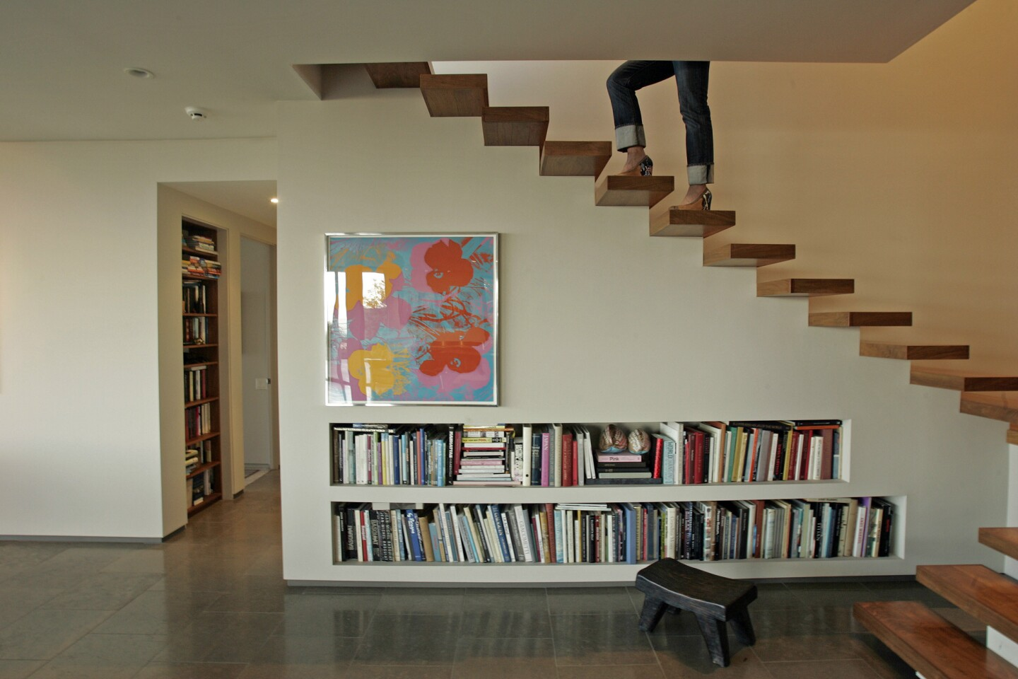 Staircases as art