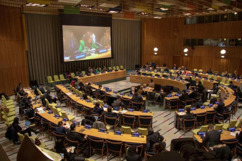 El Senado confirma a Kelly Knight Craft como embajadora ante la ONU