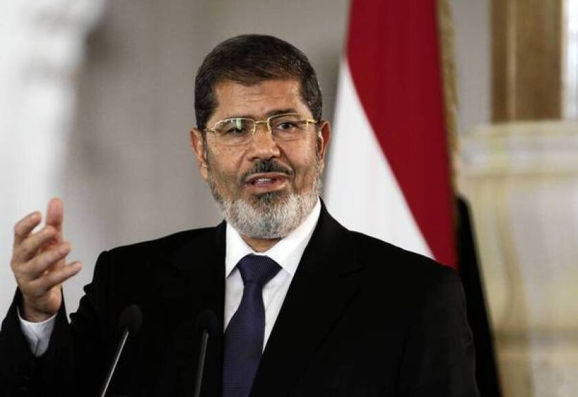 Morsi may have misjudged Egypt's tolerance of authoritarianism