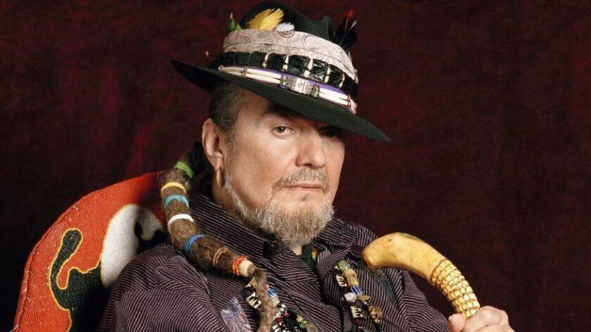 Dr. John, a 2011 Rock and Roll Hall of Fame inductee, inspired several generations of his fellow musicians.