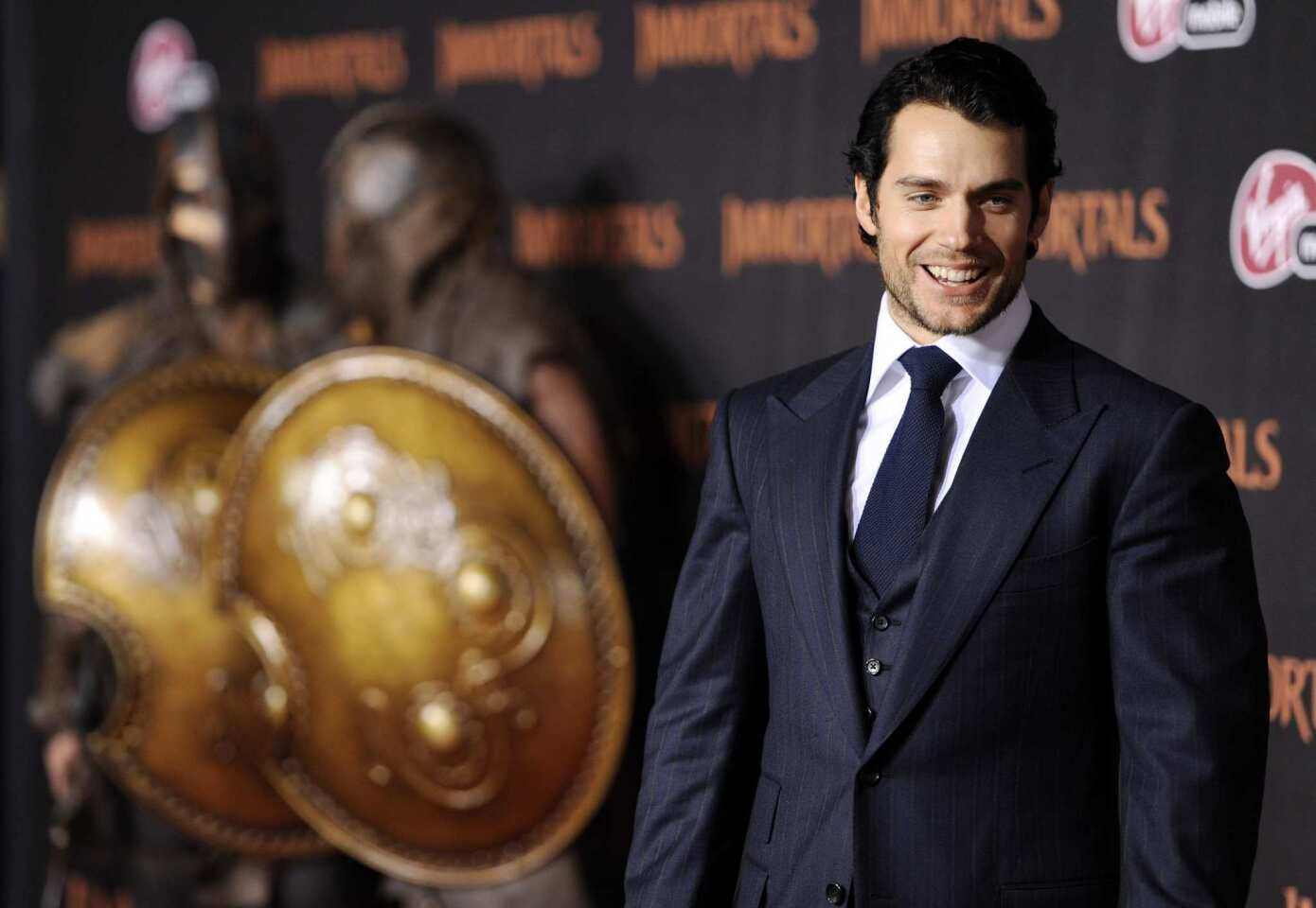 'Immortals' premiere
