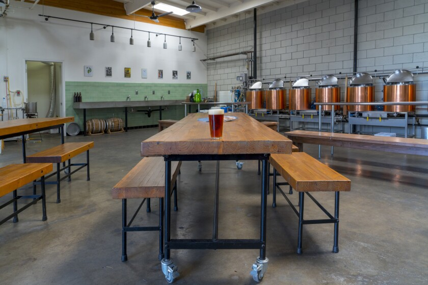 At Citizens Brewer you can brew your own beer.