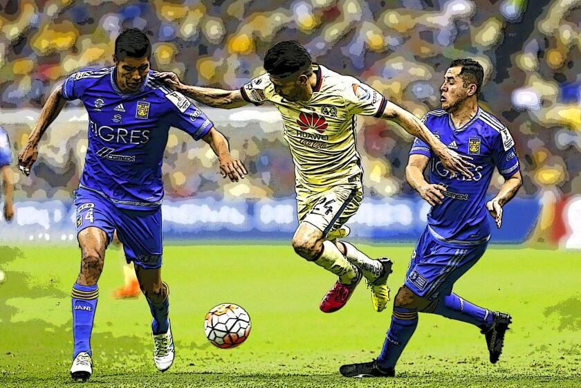América y Tigres, por la corona del futbol mexicano...