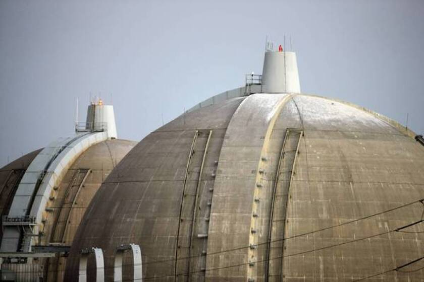 One of the two reactors at the darkened San Onofre nuclear plant could be restarted at full power and operate safely for almost a year, Southern California Edison officials said. But the utility said that out of an abundance of caution, it is proposing running the unit at only 70%.