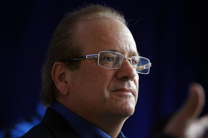 Chargers Chairman Dean Spanos will be part of his team's stadium negotiations with San Diego.