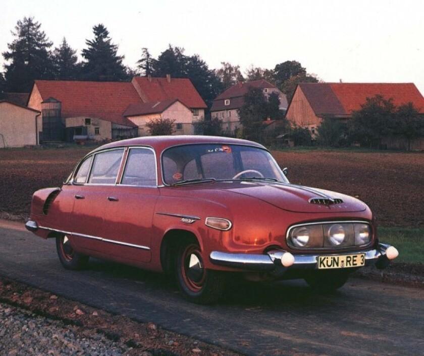 El Tatra 603