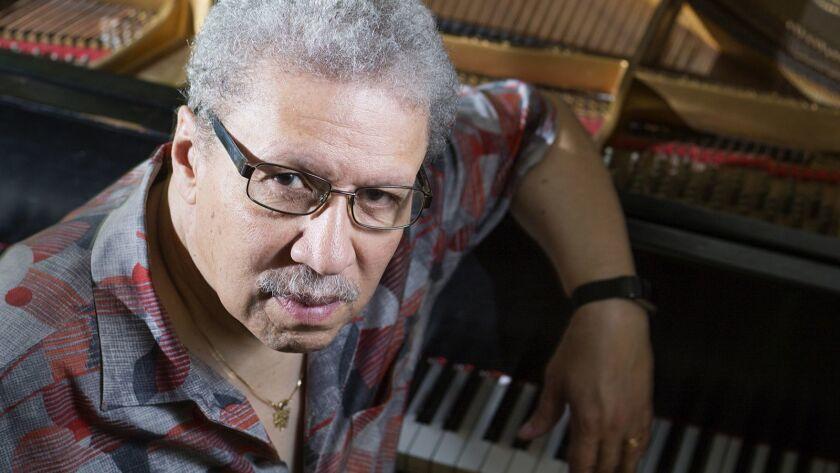 Composer Anthony Davis
