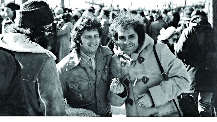 "An image from the book ""Did It! From Yippie To Yuppie: Jerry Rubin, An American Revolutionary"""