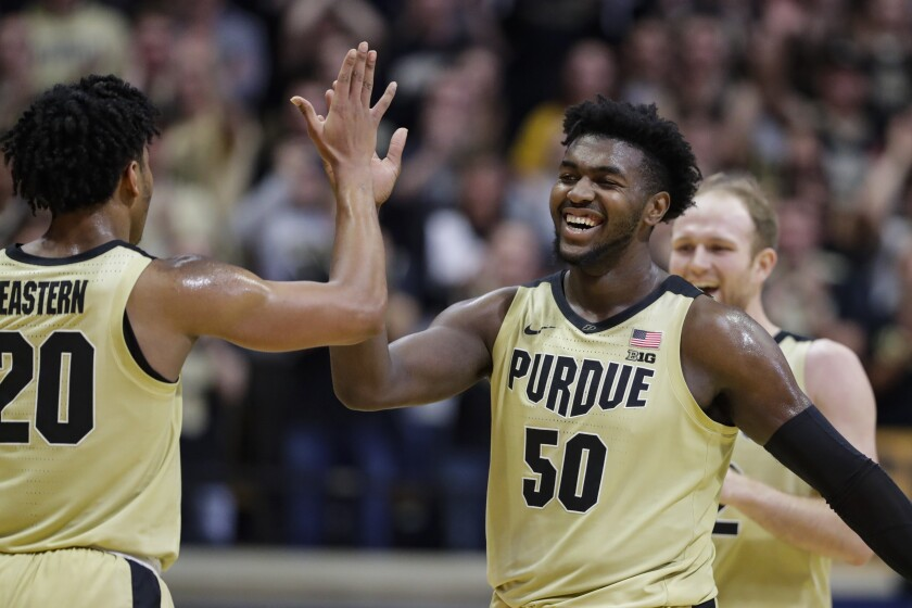 Michigan St Purdue Basketball