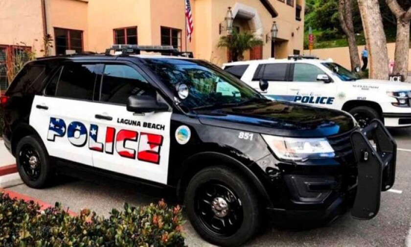 Laguna Beach Police Department participated in a joint enforcement operation to mitigate speeding, loud exhaust violations.