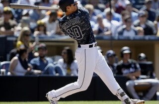 Hunter Renfroe on home run, Padres' 7-3 loss to Marlins