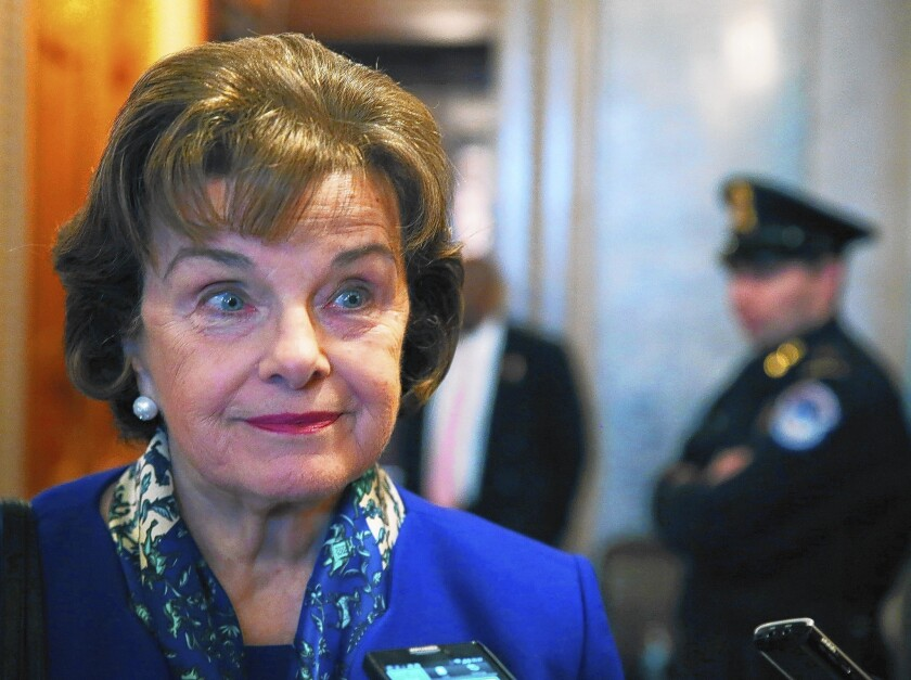 Democratic politicians in California are watching with interest to determine whether Sen. Dianne Feinstein (D-Calif.) will run for reelection in 2018.
