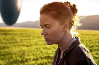 'Arrival' movie review by Kenneth Turan