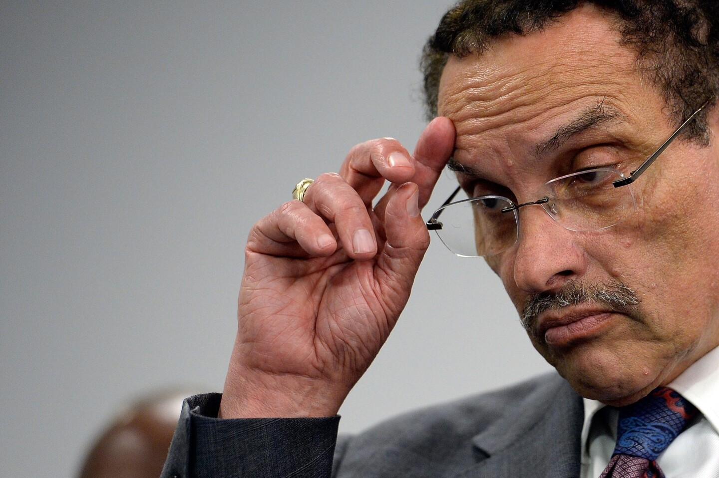 """Though Washington, D.C., has refused to cut services to the degree seen in previous shutdowns, Mayor Vincent Gray issued a letter Tuesday warning that """"time is running out -- and, soon, I will have exhausted every resource available to me to protect our residents, our workers, and our visitors."""""""