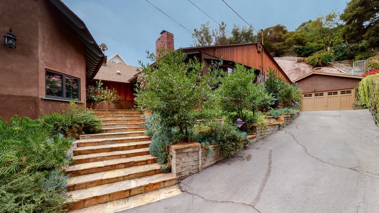 Mark Needham's Los Feliz home