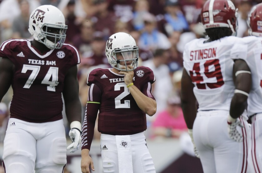 Is Johnny Manziel too short to make it as an NFL quarterback? [Poll]