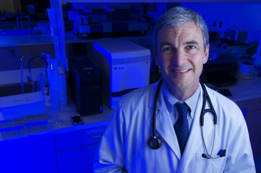 Dr. Eric McDonald.