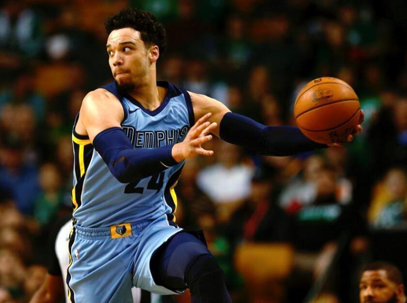 Dillon Brooks de Memphis Grizzlies. EFE/Archivo