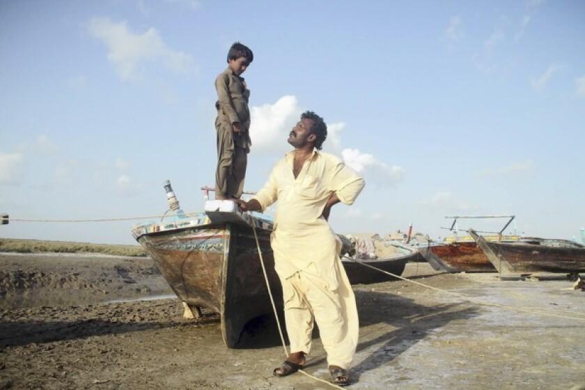 Pakistan leader's mangrove-to-metropolis dream