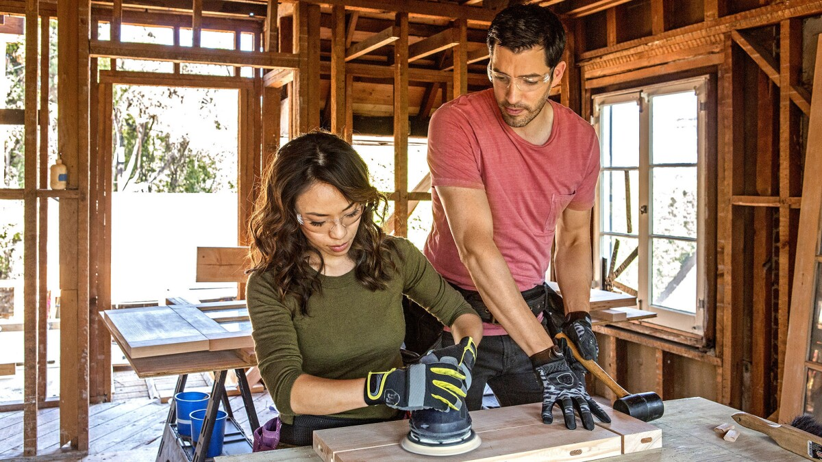 Q A Property Brothers Drew Scott Readies His Hancock Park Honeymoon House Los Angeles Times