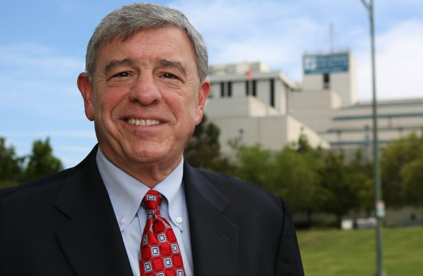 Michael Covert, chief executive of Palomar Health, is headed for a new job in Houston.