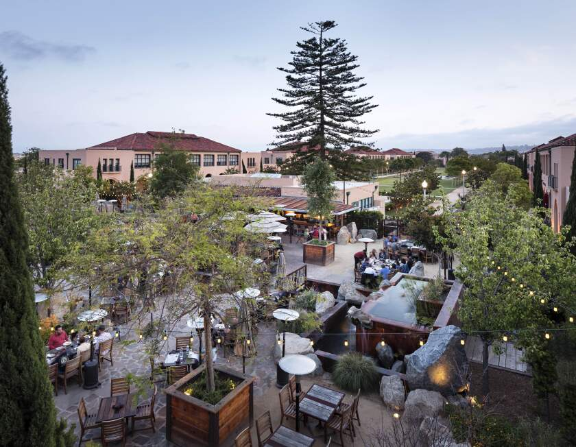 Chefs Unite dinners will take place at Stone Brewing World Bistro & Gardens in Liberty Station.