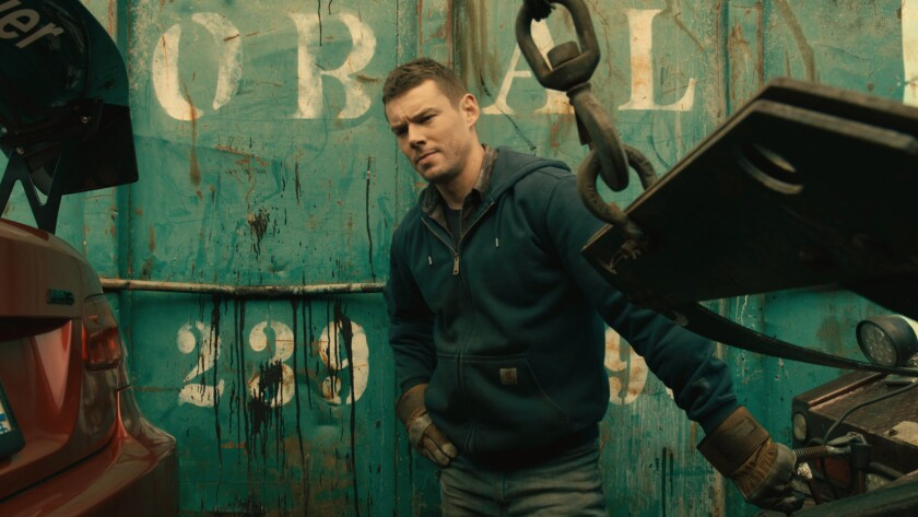 """Brian J. Smith in the movie """"22 Chaser."""""""