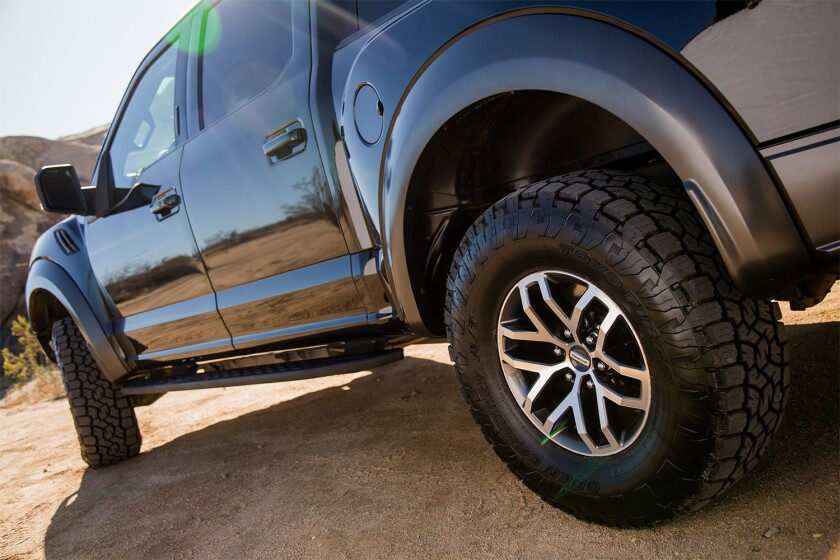 For drivers of pickup trucks, Jeeps, crossovers and SUVs, the Open Country's new tread compound and design help provide confident wet braking and handling, cut-and-chip resistance, off-road grip and a quiet ride, Toyo says.