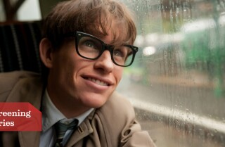 'The Theory of Everything': Eddie Redmayne on becoming Stephen Hawking