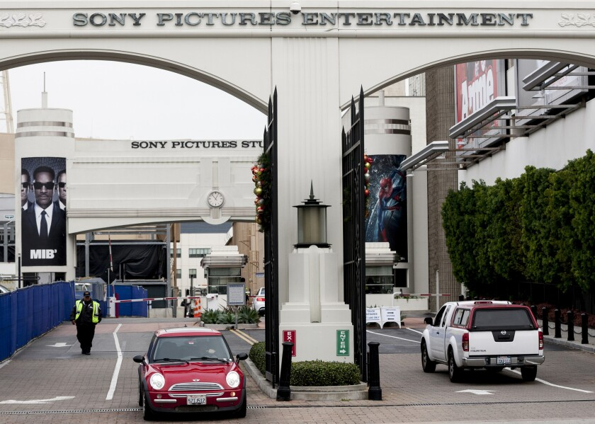 Sony film unit posts wider loss in fiscal second quarter