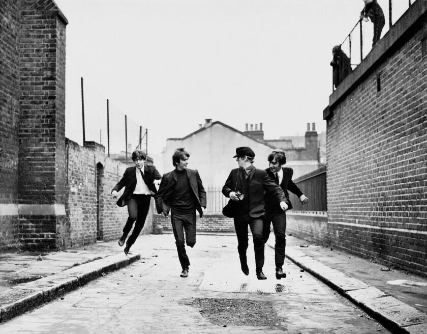 """A Hard Day's Night"""