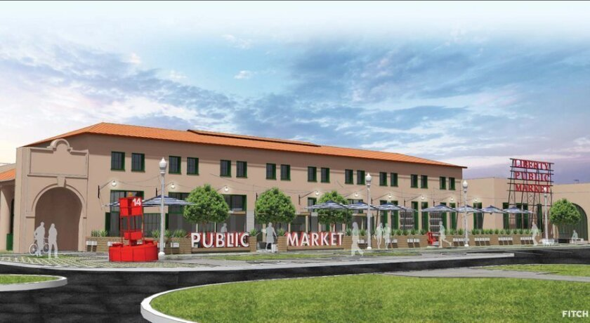 The developer of a sprawling food hall planned for Liberty Station will announce this week the first round of local food and beverage vendors he's landed for the $3 million project.