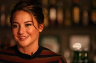 Shailene Woodley on Edward Snowden validating her fears of technology