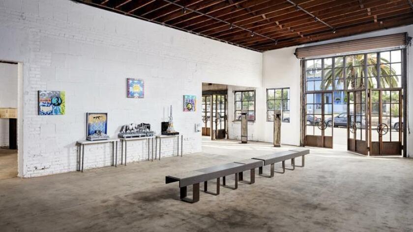 basileIE is an an art and design studio located in Barrio Logan. (ZACK BENSON)
