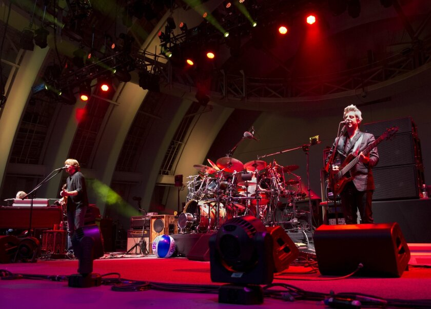 The mighty jam-band Phish returns with new focus and