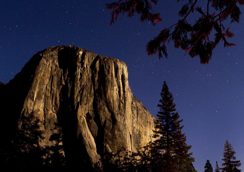 Climber killed at El Capitan