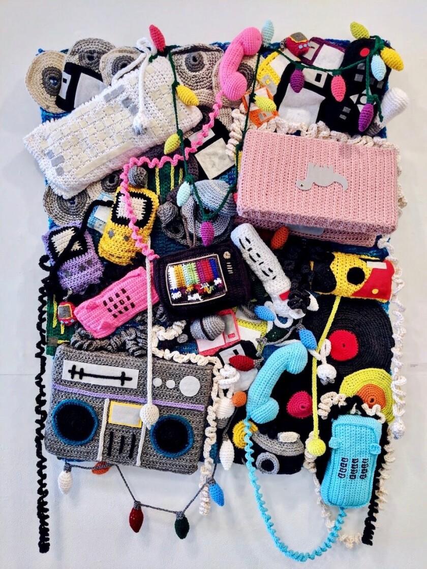 """""""Techstile Blanket"""" by Threadwinners"""