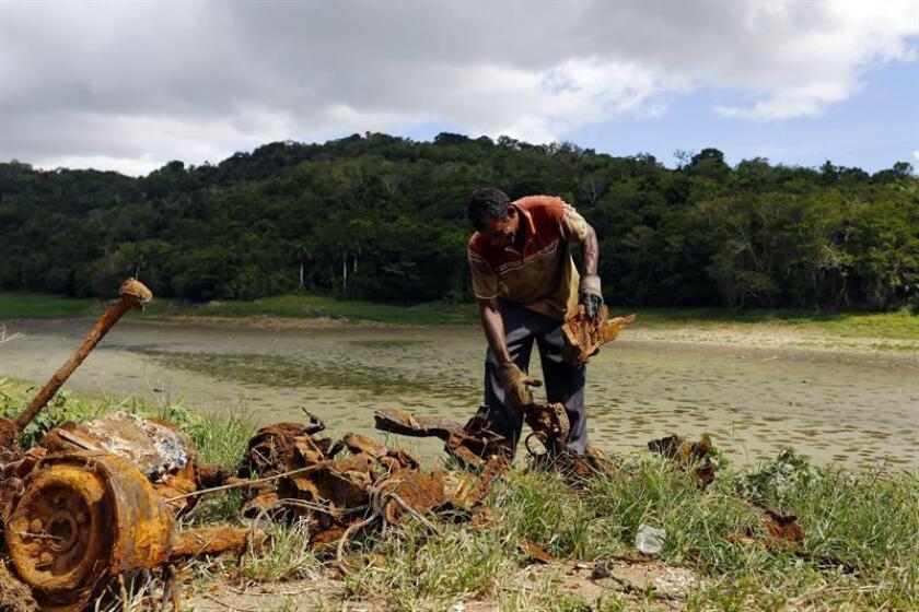 Catorce municipios de Puerto Rico se encuentran en sequía moderada, mientras la mayoría de la isla está en situación de anormalmente seco, según el reporte más reciente del Monitor de Sequía de los Estados Unidos publicado hoy en su dirección en internet. EFE/Archivo