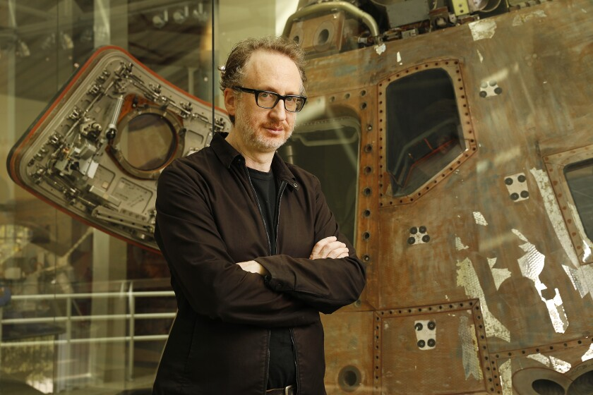 Director James Gray at California Science Center