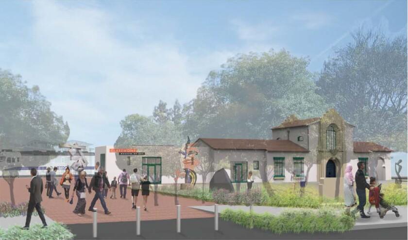 Proposed Claremont Museum of Art