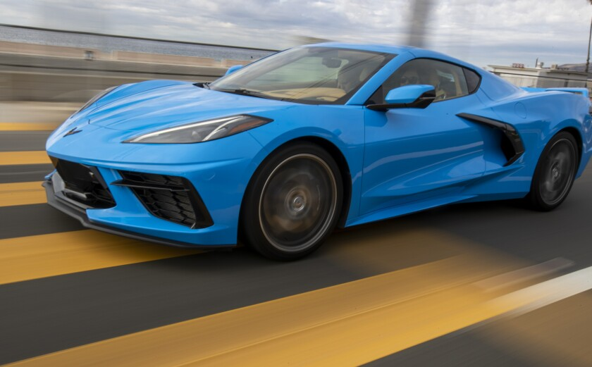 2020 Corvette Review Is The Midengine Model Too Good To Be True