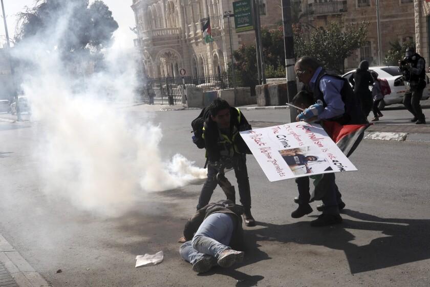 Israel Palestinian Journalist
