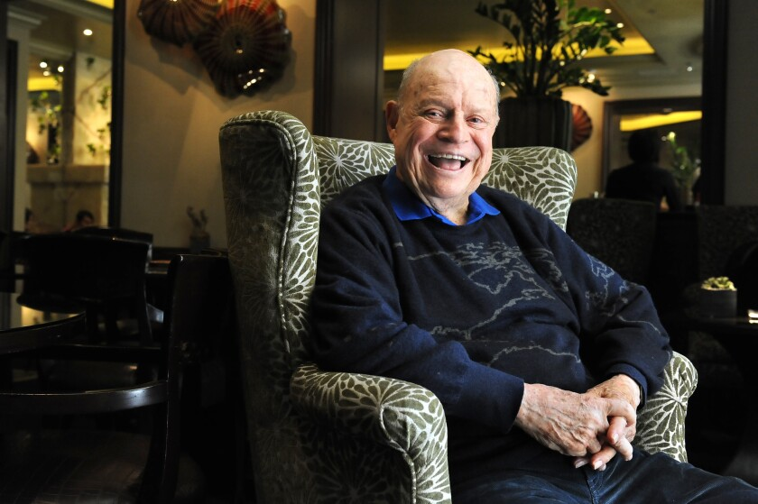 Comedian Don Rickles will be given the Friars club tribute in New York.