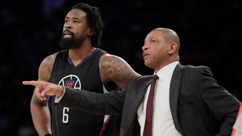 Clippers maintan their confidence at all times