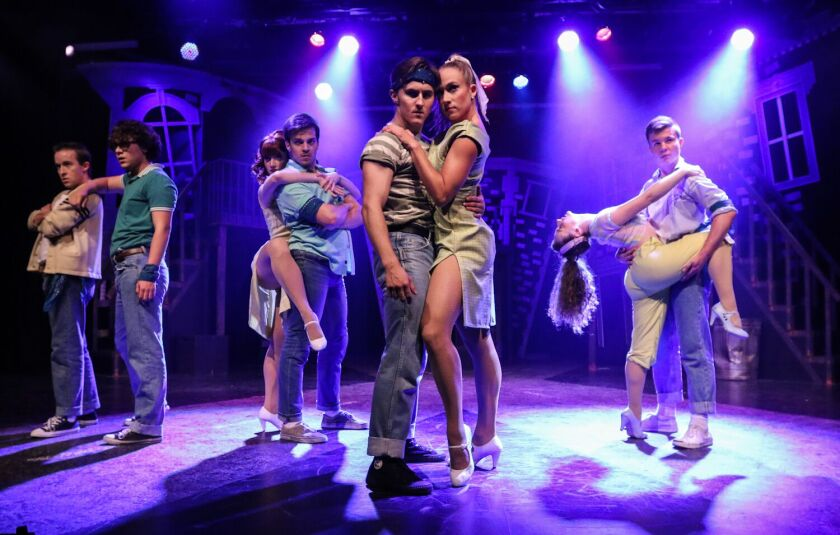 """West Side Story"" at The GEM Theater"